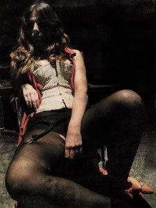 Ivette, personaje de Madre Coraje