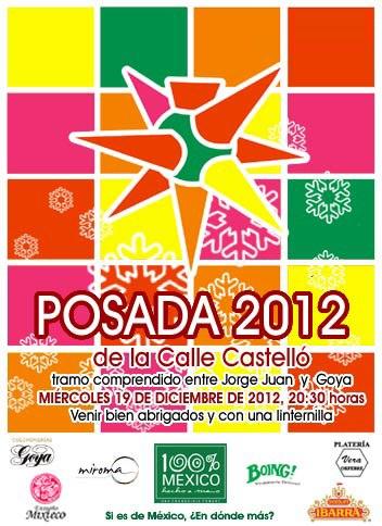 Posada 2012