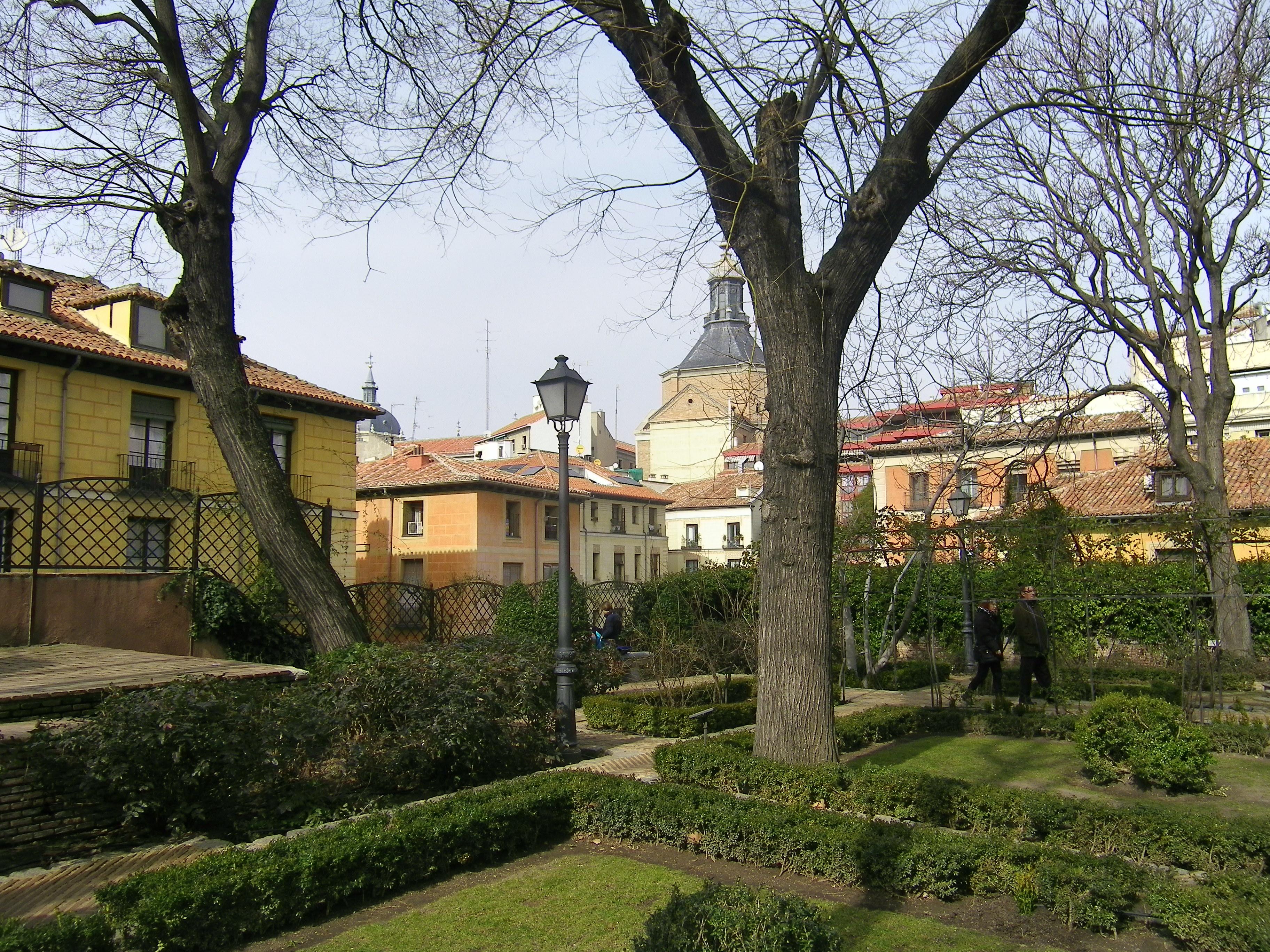 Un lugar secreto en madrid el jard n del pr ncipe de for El jardin del principe