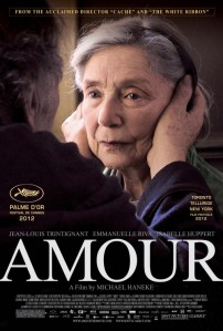 """Poster """"Amour"""""""