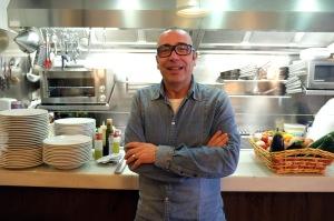El gerente de la Tavernetta Angelo Loí