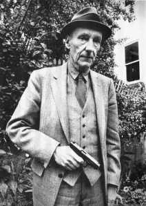 William Burroughs, imagen del blog notengobocaynecesitogritar.blogspot.com.es/