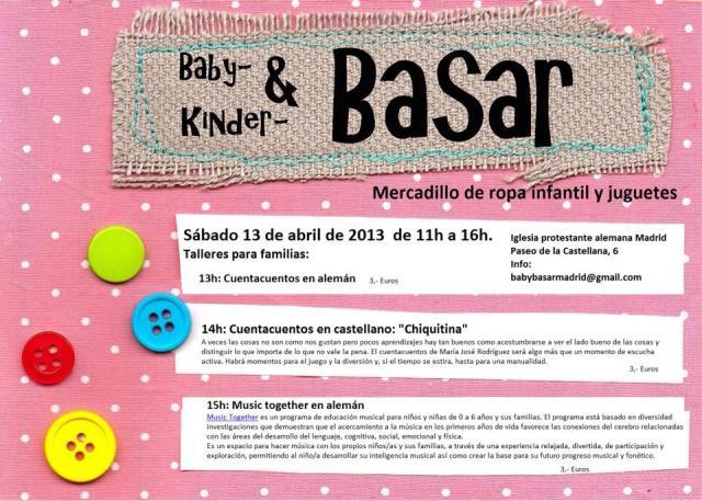Baby & Kinderbasar